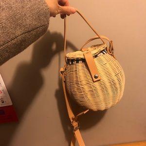 Zara Basket Bag